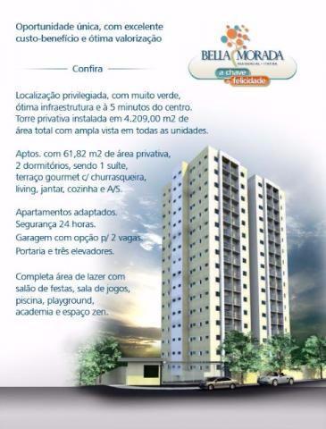 FOTO1 - Apartamento 2 quartos à venda Itatiba,SP - R$ 280.000 - AP0286 - 3