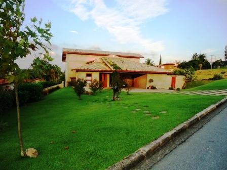 FOTO0 - Casa em Condomínio 4 quartos à venda Itatiba,SP - R$ 2.100.000 - VICN40010 - 1