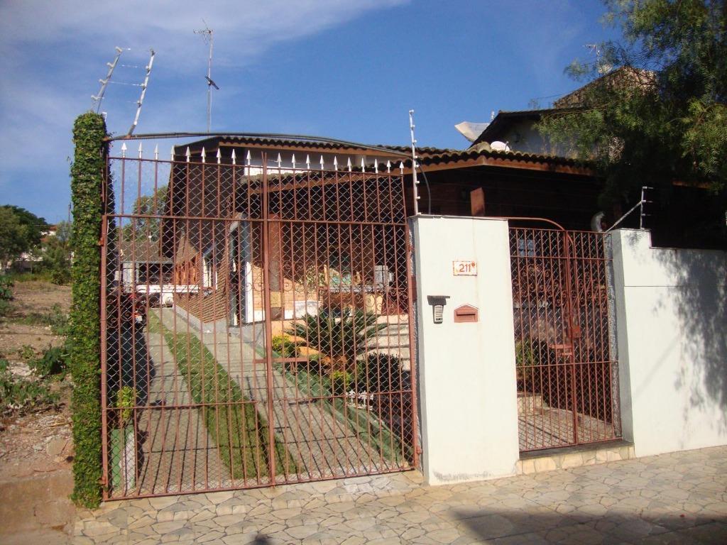 FOTO0 - Casa 3 quartos à venda Itatiba,SP Nova Itatiba - R$ 650.000 - CA1406 - 1