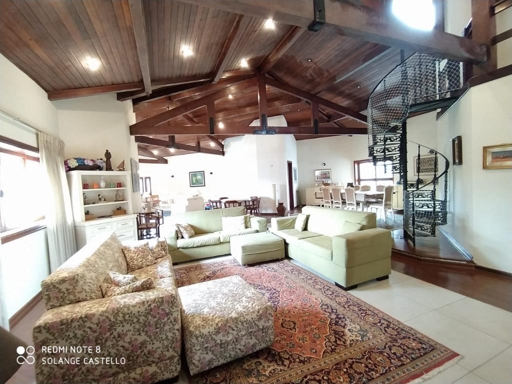 FOTO33 - Casa em Condomínio 6 quartos à venda Itatiba,SP - R$ 3.000.000 - VICN60007 - 34
