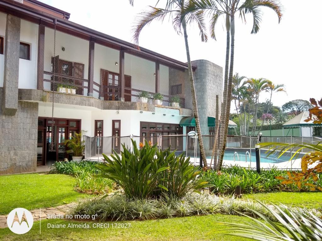 FOTO72 - Casa em Condomínio 6 quartos à venda Itatiba,SP - R$ 3.000.000 - VICN60007 - 73