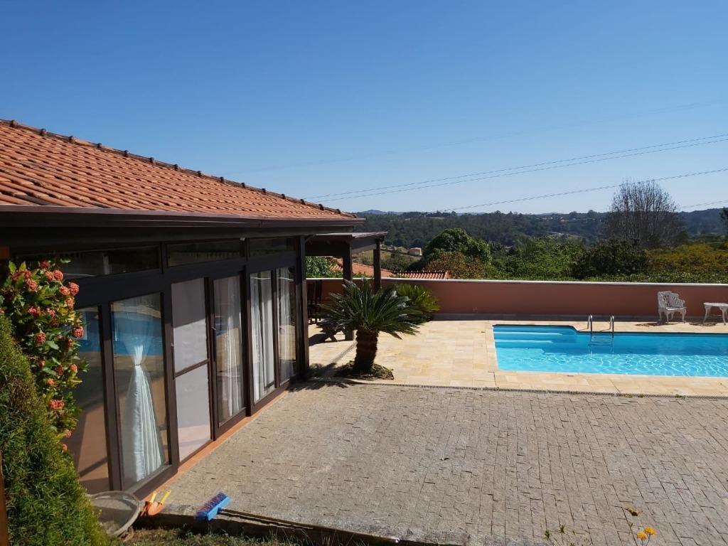 FOTO0 - Casa em Condomínio 4 quartos à venda Itatiba,SP - R$ 870.000 - VICN40066 - 1