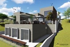 FOTO0 - Casa 3 quartos à venda Itatiba,SP Santa Cruz - R$ 1.038.800 - CA1525 - 1