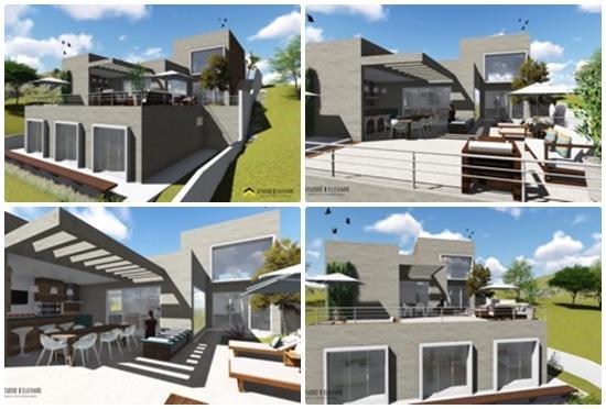 FOTO1 - Casa 3 quartos à venda Itatiba,SP Santa Cruz - R$ 1.038.800 - CA1525 - 3