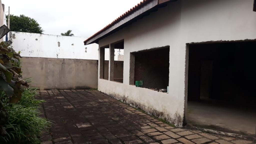 FOTO0 - Casa 3 quartos à venda Itatiba,SP - R$ 500.000 - CA1585 - 1