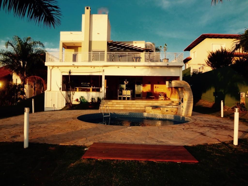 FOTO0 - Casa em Condomínio 4 quartos à venda Louveira,SP - R$ 1.350.000 - VICN40041 - 1