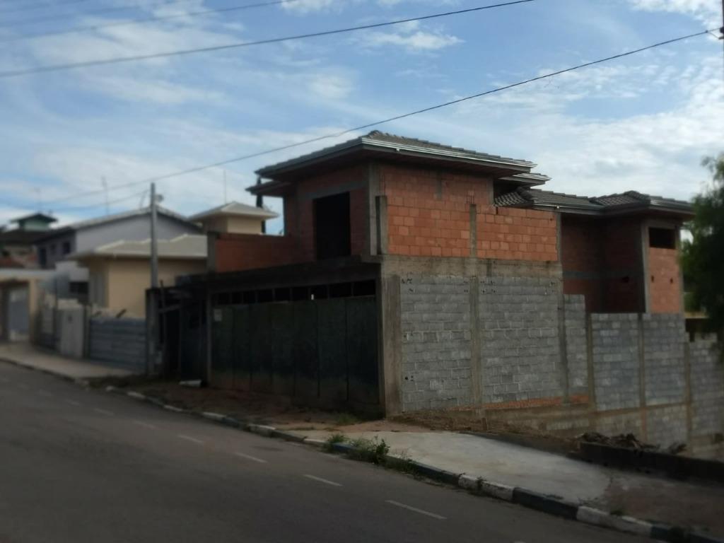 FOTO0 - Casa 3 quartos à venda Itatiba,SP Nova Itatiba - R$ 430.000 - CA1615 - 1