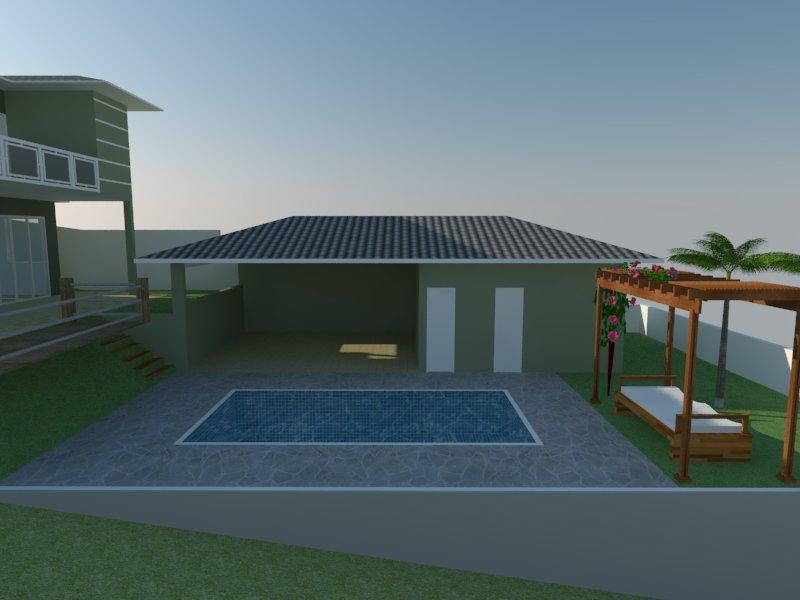 FOTO10 - Casa 3 quartos à venda Itatiba,SP Nova Itatiba - R$ 430.000 - CA1615 - 12