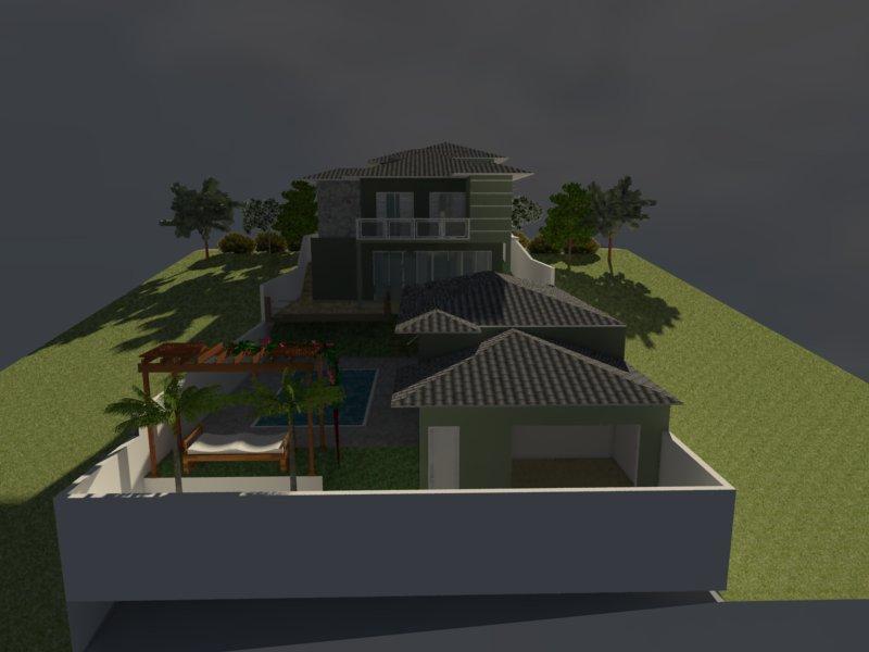 FOTO12 - Casa 3 quartos à venda Itatiba,SP Nova Itatiba - R$ 430.000 - CA1615 - 14