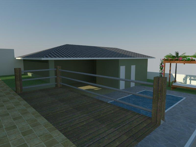 FOTO9 - Casa 3 quartos à venda Itatiba,SP Nova Itatiba - R$ 430.000 - CA1615 - 11