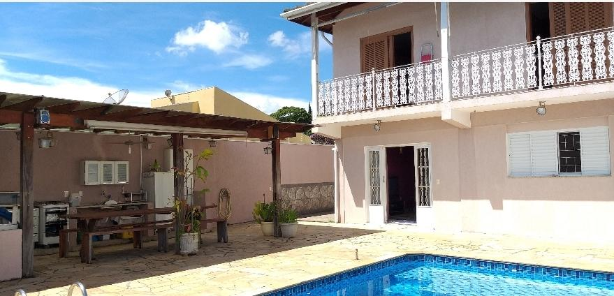 FOTO0 - Casa 4 quartos à venda Itatiba,SP Nova Itatiba - R$ 920.000 - CA1679 - 1