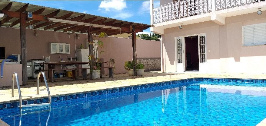 FOTO1 - Casa 4 quartos à venda Itatiba,SP Nova Itatiba - R$ 920.000 - CA1679 - 3