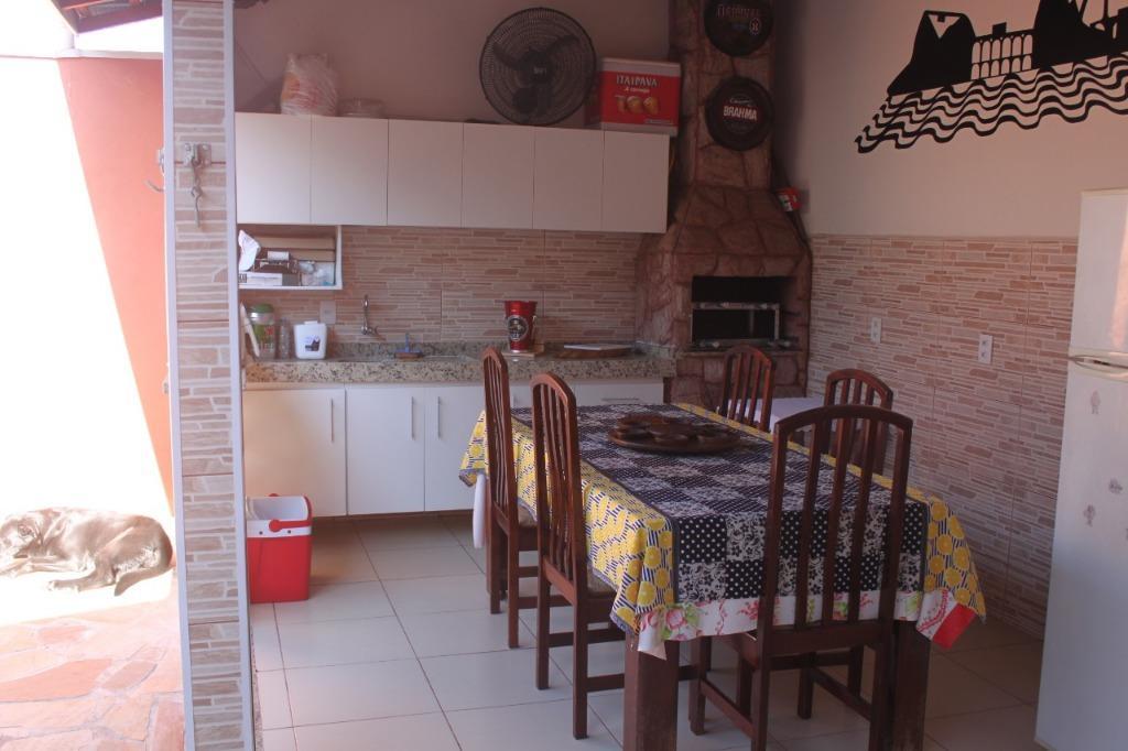 FOTO3 - Casa 3 quartos à venda Itatiba,SP - R$ 550.000 - CA1746 - 5