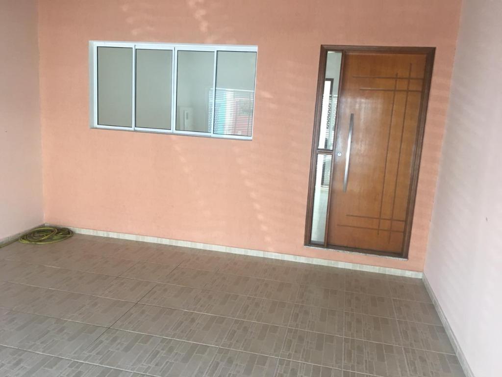 FOTO0 - Casa 3 quartos à venda Itatiba,SP - R$ 350.000 - CA1766 - 1