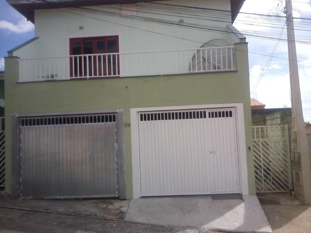 FOTO0 - Casa 5 quartos à venda Itatiba,SP - R$ 600.000 - CA1775 - 1