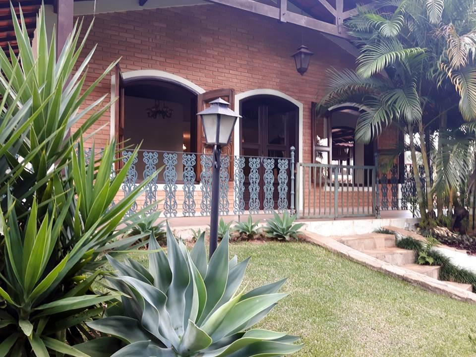 FOTO2 - Casa em Condomínio 5 quartos à venda Itatiba,SP - R$ 1.500.000 - VICN50009 - 4