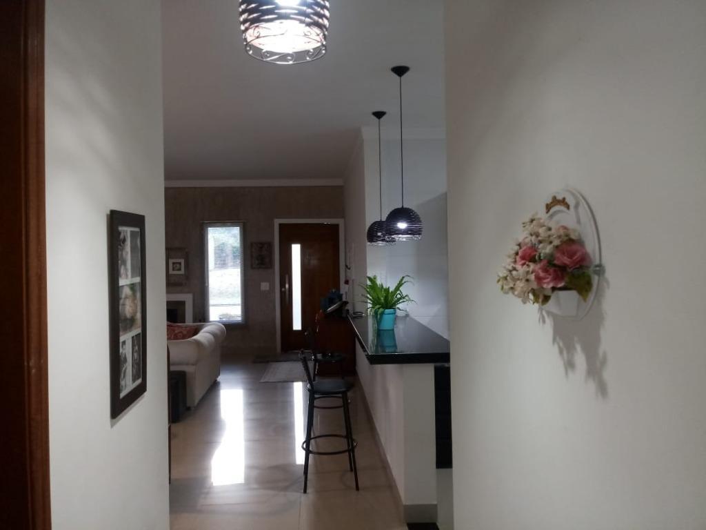 FOTO4 - Casa em Condomínio 3 quartos à venda Itatiba,SP - R$ 850.000 - VICN30096 - 6