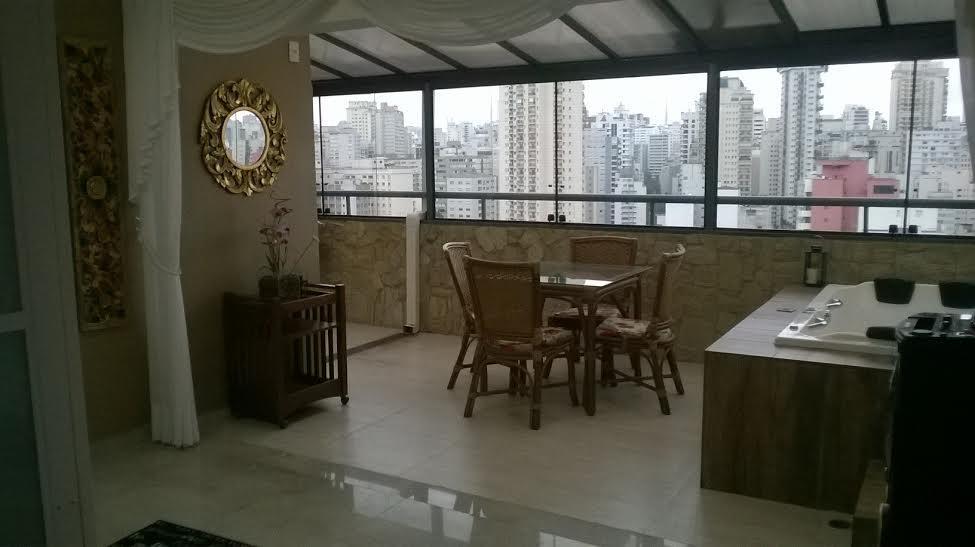 FOTO0 - Apartamento 2 quartos à venda São Paulo,SP - R$ 1.500.000 - AP0333 - 1