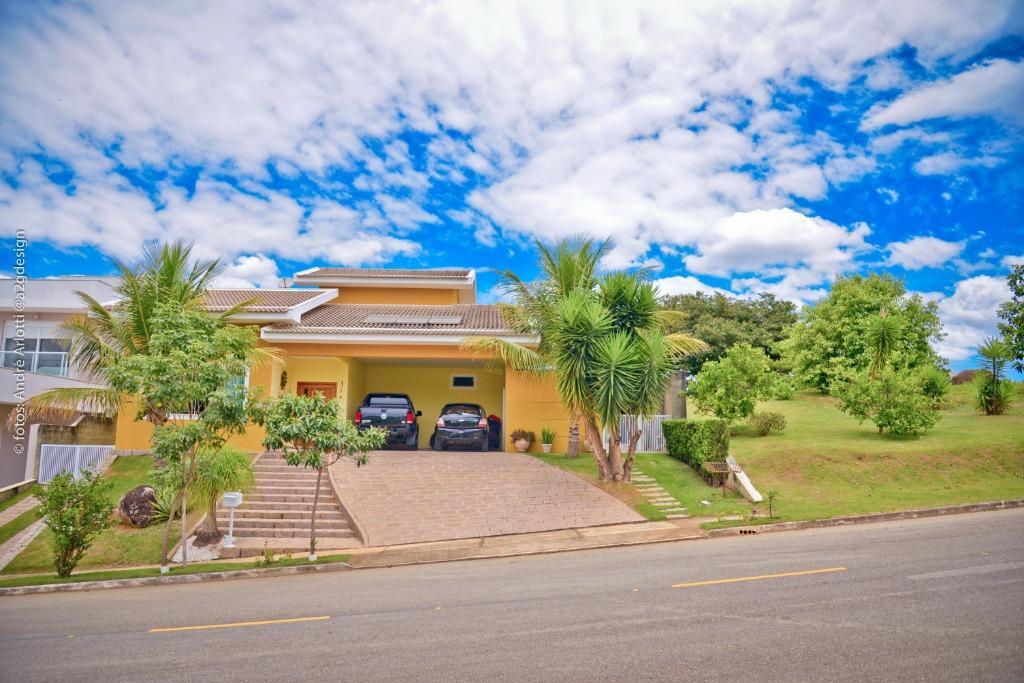 FOTO1 - Casa 4 quartos à venda Itatiba,SP - R$ 1.600.000 - CA1840 - 3