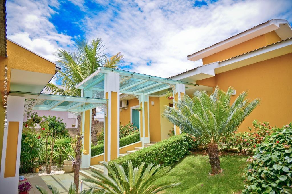 FOTO2 - Casa 4 quartos à venda Itatiba,SP - R$ 1.600.000 - CA1840 - 4