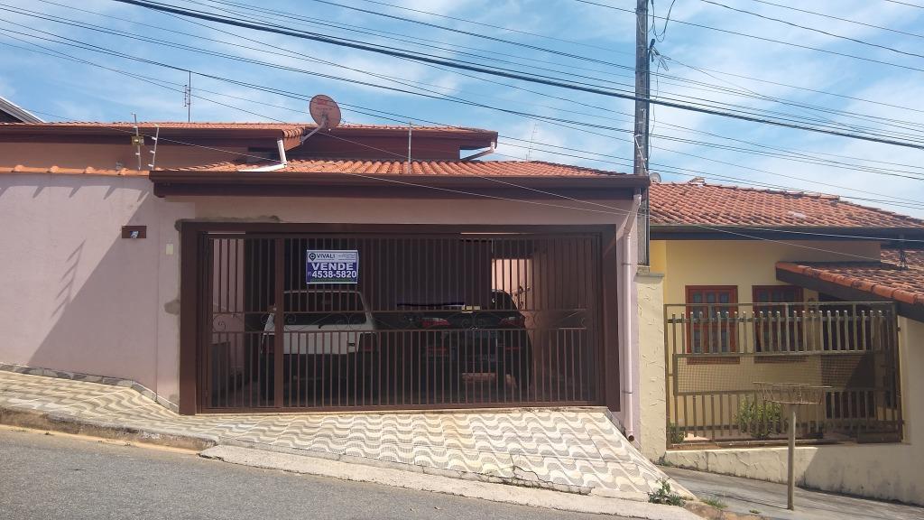 FOTO0 - Casa 3 quartos à venda Itatiba,SP - R$ 550.000 - CA1845 - 1