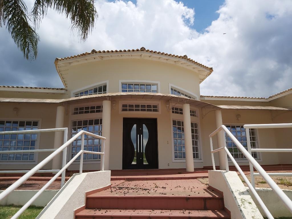 FOTO0 - Casa 4 quartos à venda Itatiba,SP - R$ 1.200.000 - CA1848 - 1