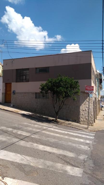 FACHADA - Casa Comercial 85m² para alugar Itatiba,SP - R$ 1.600 - CA1885 - 1