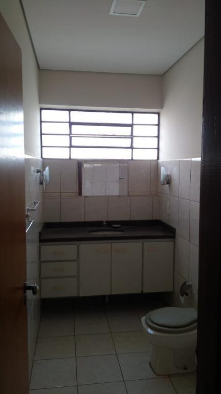 BANHEIRO - Casa Comercial 85m² para alugar Itatiba,SP - R$ 1.600 - CA1885 - 5