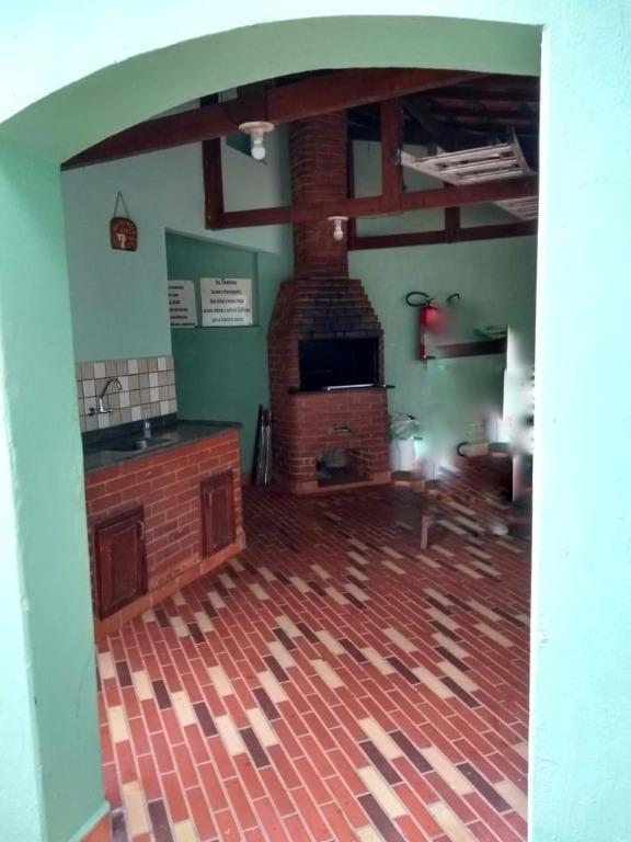 CHURRASQUEIRA - Casa 2 quartos à venda Caraguatatuba,SP - R$ 360.000 - CA1898 - 18