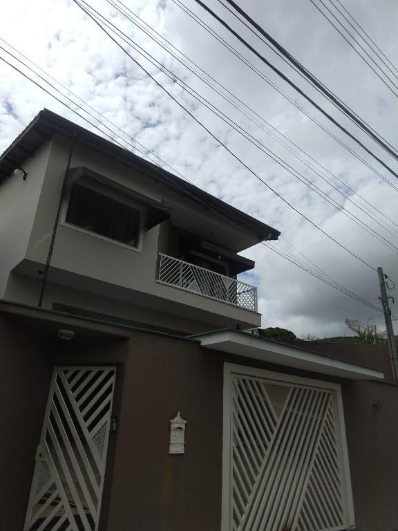 FOTO0 - Casa 3 quartos à venda Itatiba,SP Nova Itatiba - R$ 830.000 - CA1918 - 1