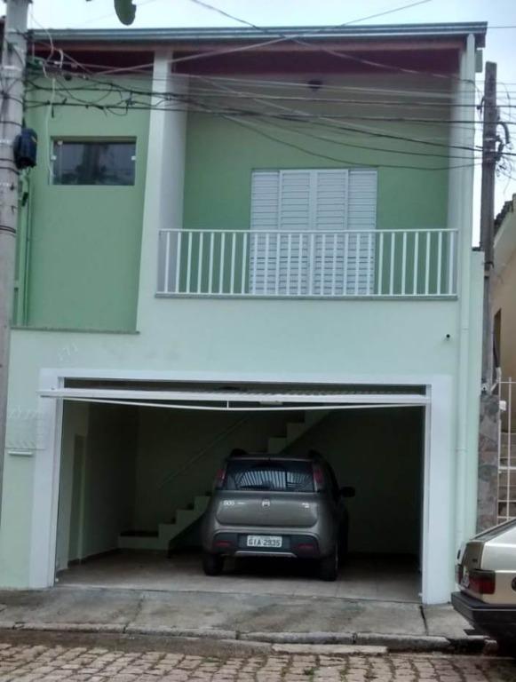 FOTO0 - Casa 3 quartos à venda Itatiba,SP - R$ 380.000 - CA1929 - 1