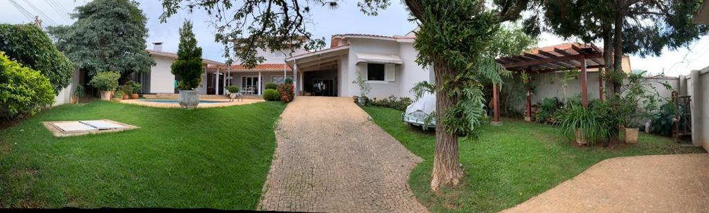 FOTO0 - Casa 4 quartos à venda Itatiba,SP - R$ 970.000 - CA1936 - 1