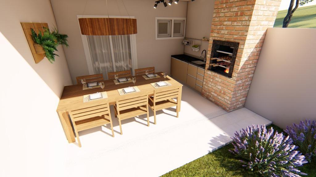 FOTO1 - Casa 3 quartos à venda Itatiba,SP - R$ 650.000 - CA1942 - 3
