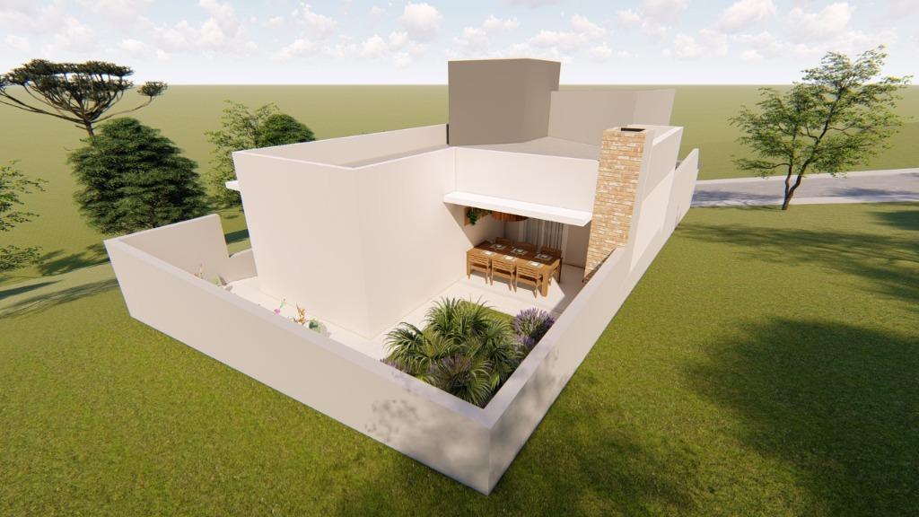 FOTO2 - Casa 3 quartos à venda Itatiba,SP - R$ 650.000 - CA1942 - 4