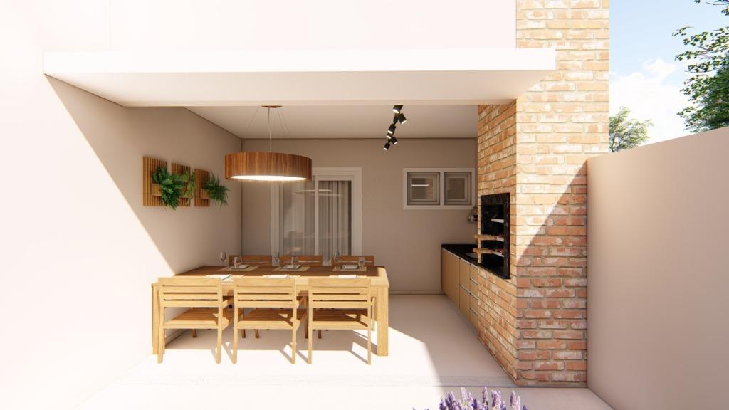 FOTO3 - Casa 3 quartos à venda Itatiba,SP - R$ 650.000 - CA1942 - 5
