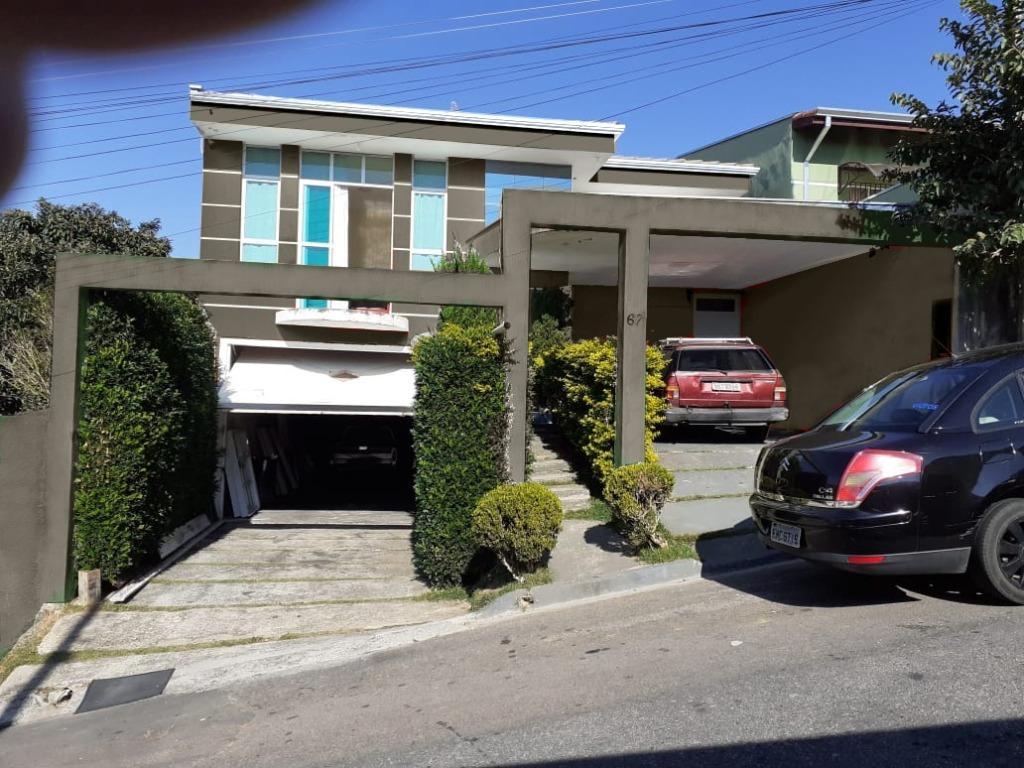 FOTO1 - Casa 3 quartos à venda Itatiba,SP - R$ 450.000 - CA1977 - 3