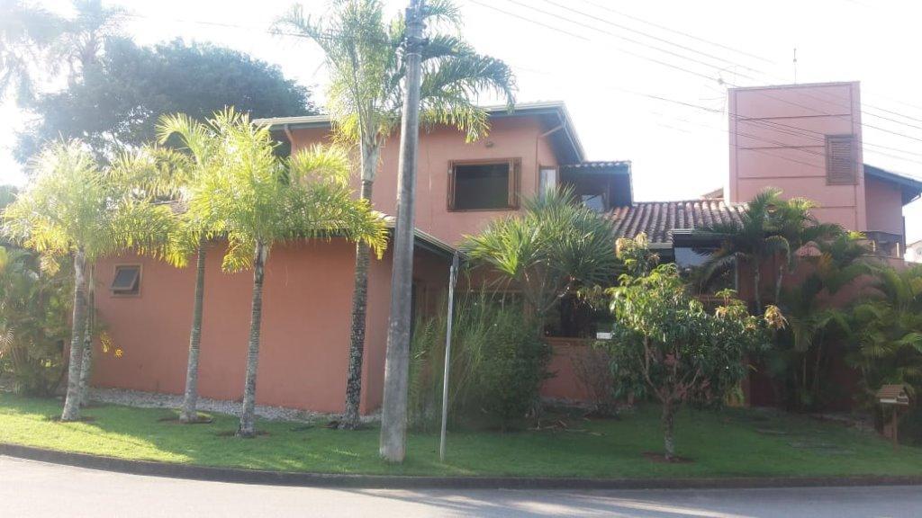 FOTO0 - Casa 6 quartos à venda Itatiba,SP - R$ 1.800.000 - CA1979 - 1