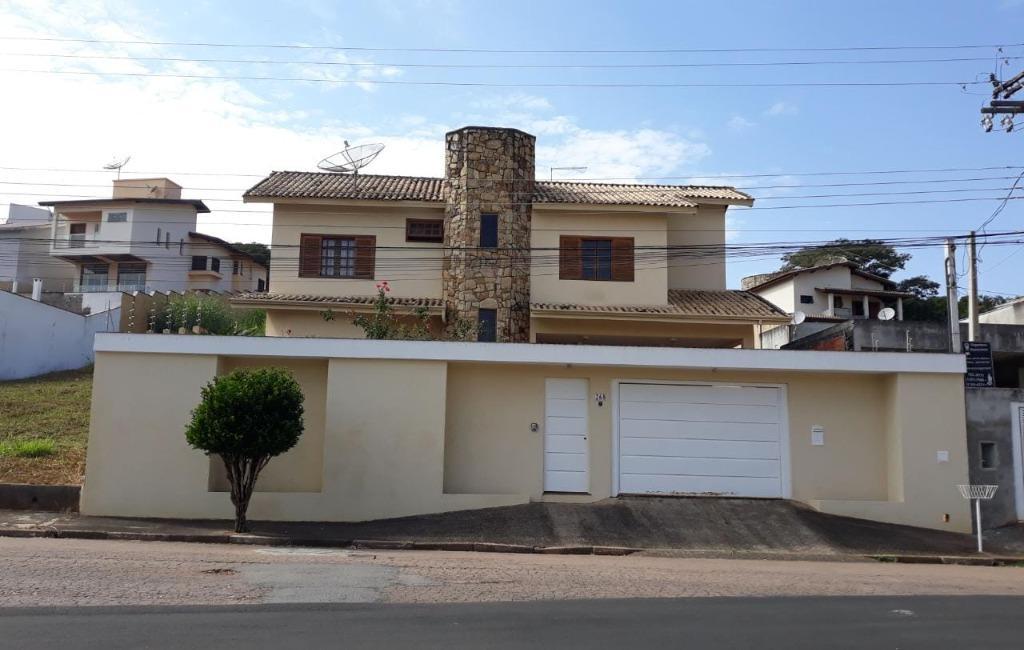 FOTO0 - Casa 4 quartos à venda Itatiba,SP Nova Itatiba - R$ 690.000 - CA2021 - 1