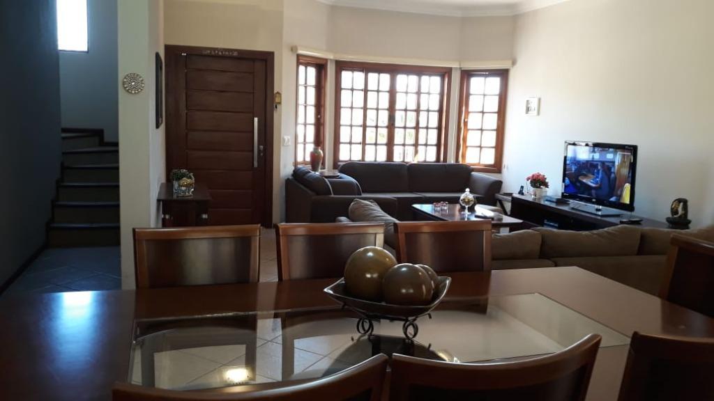 FOTO1 - Casa 4 quartos à venda Itatiba,SP Nova Itatiba - R$ 690.000 - CA2021 - 3