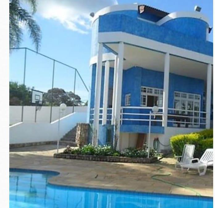 FOTO0 - Casa 4 quartos à venda Atibaia,SP - R$ 950.000 - CA2077 - 1