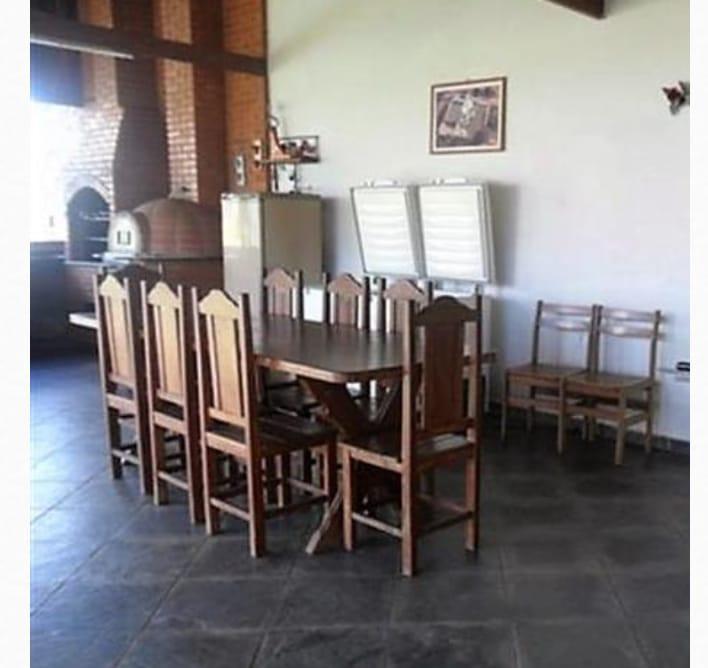 FOTO12 - Casa 4 quartos à venda Atibaia,SP - R$ 950.000 - CA2077 - 14