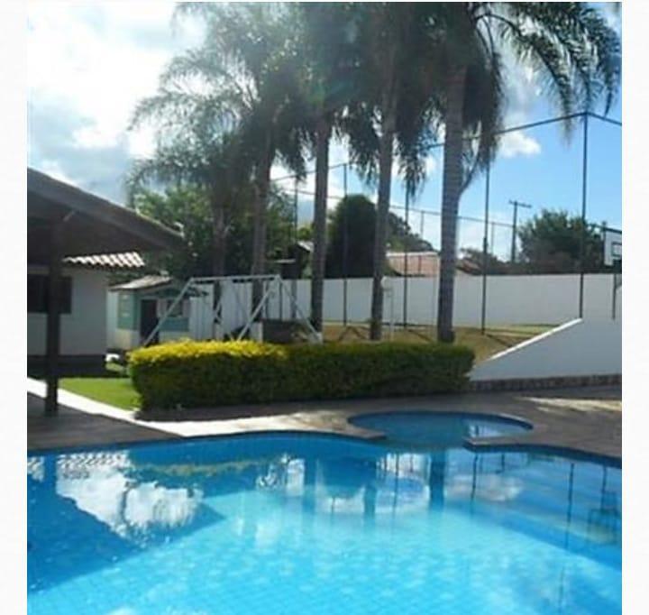 FOTO14 - Casa 4 quartos à venda Atibaia,SP - R$ 950.000 - CA2077 - 16