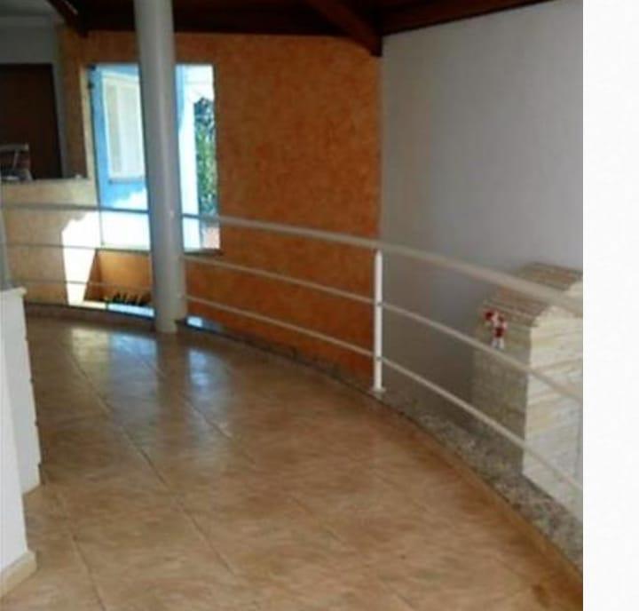 FOTO3 - Casa 4 quartos à venda Atibaia,SP - R$ 950.000 - CA2077 - 5