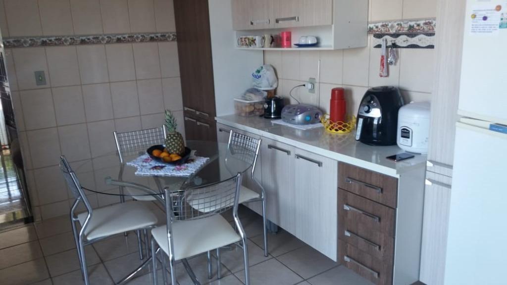 FOTO1 - Casa 3 quartos à venda Itatiba,SP - R$ 350.000 - CA2210 - 3