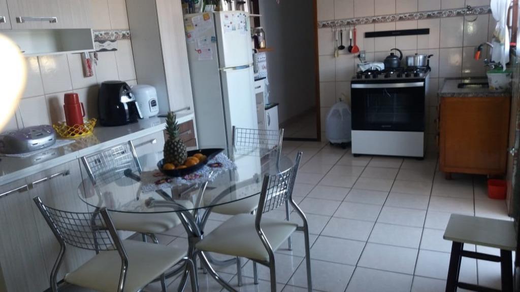 FOTO2 - Casa 3 quartos à venda Itatiba,SP - R$ 350.000 - CA2210 - 4