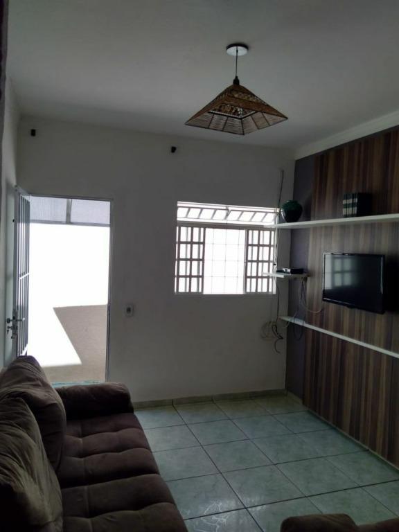FOTO1 - Casa 3 quartos à venda Vinhedo,SP Centro - R$ 455.000 - CA2254 - 3