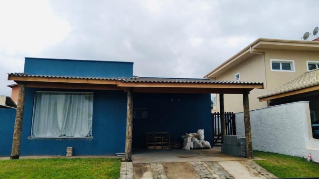 FOTO0 - Casa em Condomínio 3 quartos à venda Itatiba,SP - R$ 560.000 - VICN30121 - 1
