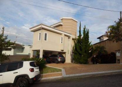 FOTO0 - Casa 4 quartos à venda Itatiba,SP - R$ 1.600.000 - CA2371 - 1
