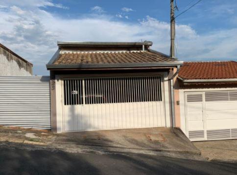 FOTO0 - Casa 3 quartos à venda Itatiba,SP - R$ 370.000 - CA2380 - 1