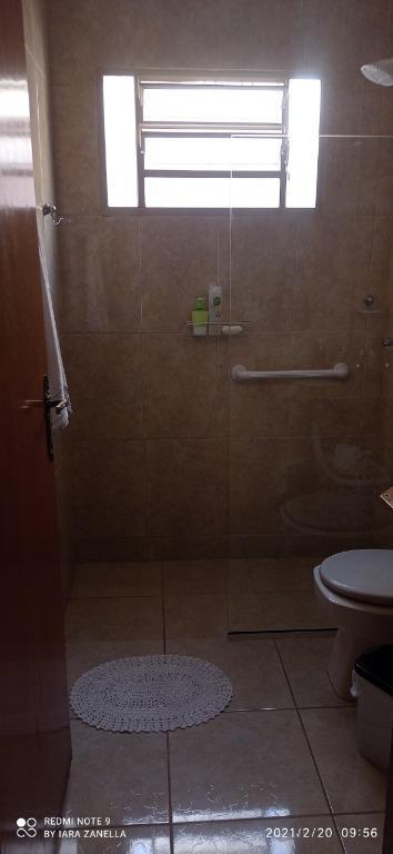 FOTO1 - Casa 3 quartos à venda Itatiba,SP - R$ 415.000 - CA2396 - 3